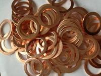 畅销紫铜质垫片