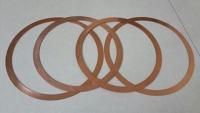 合格紫铜质垫片